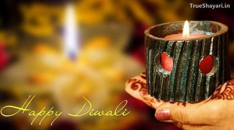 Happy Diwali : Special Touching Deepavali Text Msg in Hindi & English | Wishes Quotes | Scoop.it
