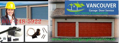 Commercial Garage Door Service Vancouver | Garage Door Repair Installation | Scoop.it