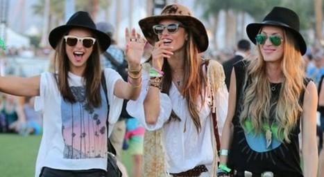 Festivaltrend: 11 x kapsels die elk festival rocken - Beautify | Kapsels voor vrouwen | Scoop.it