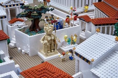 Visit Greece | The Acropolis in Lego bricks | Greek Holiday | Scoop.it