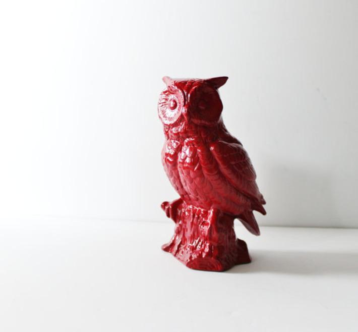 Upcycled Ceramic Figurine | Kitsch | Scoop.it