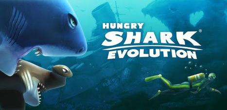 Hungry Shark Evolution 2.2.3 [Mod Money] APK Free Download - APK Gadget® | Android Custom Roms | Scoop.it