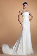 [EUR 169,99] Carlyna 2014 Nouveauté Sans Bretelle Sequins Sirène Robe de Mariée (C37144007) | robe de mariée, robe de soirée | Scoop.it
