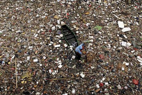 Dakar-Echo: Les océans sont noyés sous un flot de plastique - | Revue de Presse 7ème Continent | Scoop.it