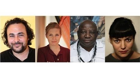 Les nommés au #Prix Marcel #Duchamp 2016 sont… | Connaissance des #Arts | confettis | Scoop.it