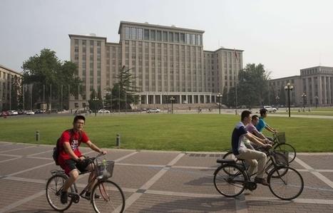 INFOGRAPHIE. Les destinations préférées des élèves des grandes écoles pour étudier à l'étranger   EDUCATION & ENSEIGNEMENT SUPERIEUR   Scoop.it