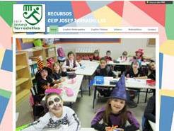 Revista Educación 3.0, tecnología y educación: recursos educativos para el aula digital » Recursos en Inglés, Lengua y Matemáticas en la web del colegio Josep Tarradellas   RED.ED.TIC   Scoop.it