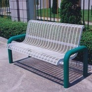 UV Treated Timber & Powdercoated Steel Park Seats - Park and Plaza Australia | Park and Plaza Australia - Outdoor Furniture & Indoor Equipment | Scoop.it