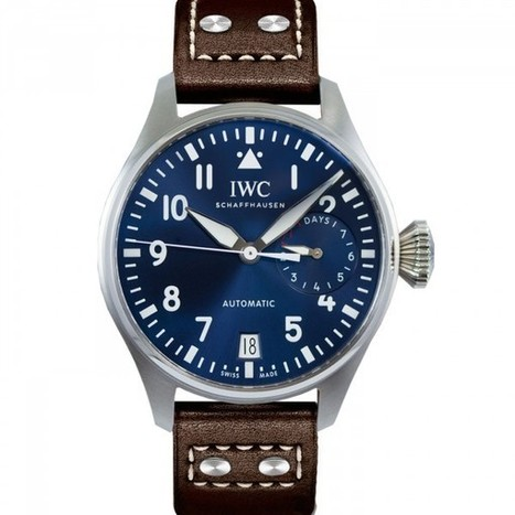 "Replica IWC Big Pilot ""Le Petit Prince"" IW500916 on sale. 