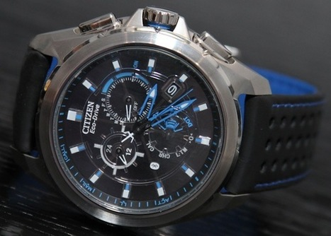 Citizen Eco-Drive Proximity watch notifies iPhone owners without betraying their nerd status | I love beauty | Scoop.it