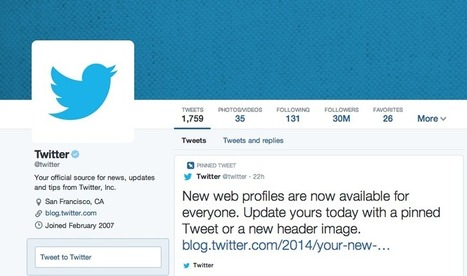 Twitter's new oversized profiles: 6 ways to keep it professional | Wedding Tips | Scoop.it