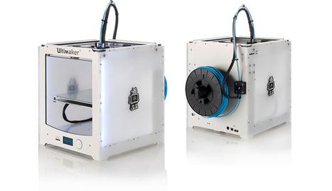 Ultimaker 2, la nouvelle imprimante 3D grand public | Imprimante3D | Scoop.it