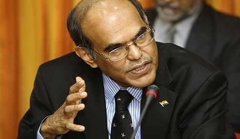 Parting Shot Of Subbarao - Blame On UPA For Everything - | India Economics | Scoop.it