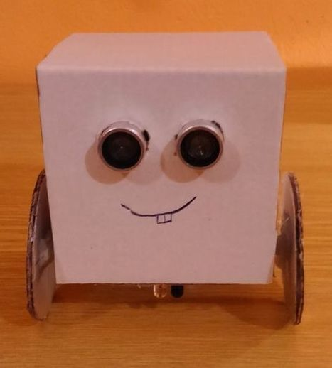 Simple arduino robot for less than 10€ | Raspberry Pi | Scoop.it