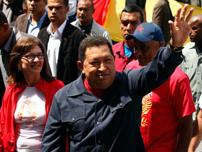 Here to stay: #Chavez wins #Venezuela's elections | Revolutionary news | Scoop.it