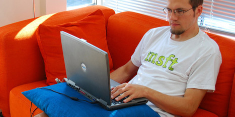 How The Internet Has Revitalized Legitimate Work At Home Jobs | Wandering Salsero | Scoop.it