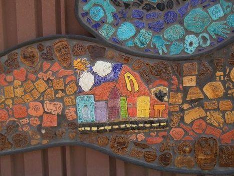 Freeway art in Apache Junction, Chandler, Gilbert, and Tempe - azcentral.com | Encontro com a Arte | Scoop.it
