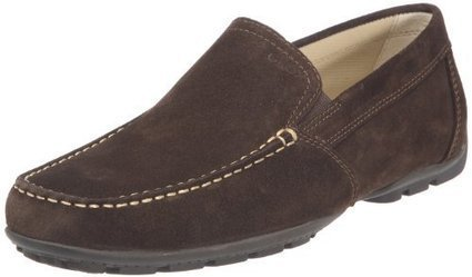%%%  MMONET18 Geox Mens Mmonet18 Moccasin,Coffee,42.5 EU/9 M US Geox Coffee   Mens Slip-on Shoes   Scoop.it