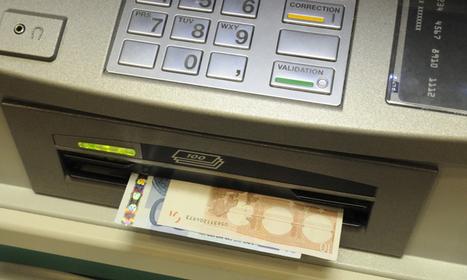 95% des distributeurs de billets du monde entier menacés de piratage suite à l'arrêt des mises à jour Windows XP | Gagner de l'argent avec les Bitcoins ? | Scoop.it