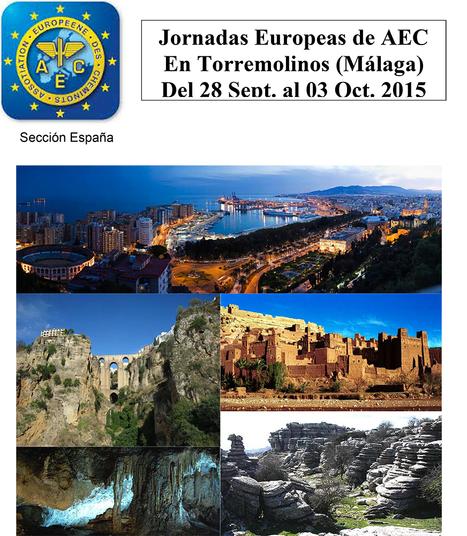 Jornadas de la Asociación Europea de Ferroviarios en Málaga | EnTRENtenimiento | Scoop.it