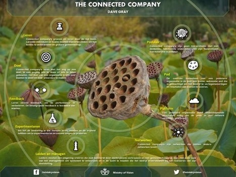 Visie op The Connected Company (Infographic) | Ministry of Vision | Scoop.it