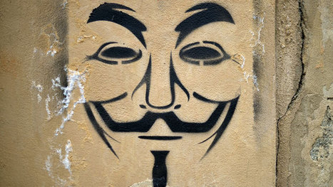 Anonymous launches massive cyber assault on Israel — RT News   Anonymous: Freedom seeker? or Hacker?   Scoop.it