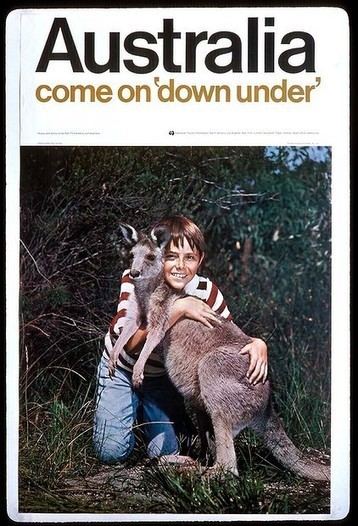 Australia's tourism ads through the ages   Tourism and Travel   Scoop.it