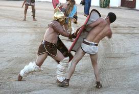 Fotos de José Fernádez Arroyo de los Juegos Ibero-Romanos | Cástulo, capital de Oretania | Scoop.it