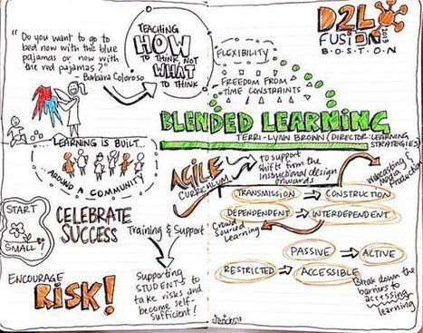 Blended Learning | Online Research | Scoop.it