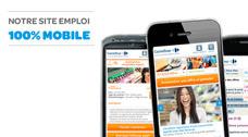 Un site de recrutement 100 % mobile pour Carrefour | RH EVOLUTION | Scoop.it