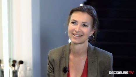 Marie-Laure Sauty de Chalon d'Aufeminin.com | LES DECIDEUSES | Scoop.it