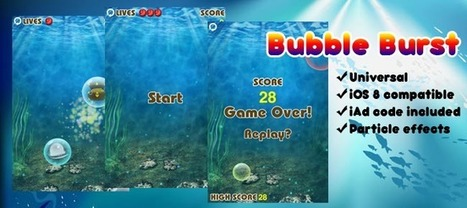 Buy Bubble Burst Full Games For iOS | Chupamobile.com | ios source code | Scoop.it