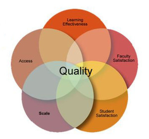Sloan's 5 Pillars of Quality Online Education | Källkritk | Scoop.it