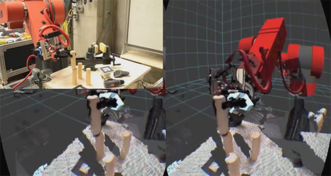 Immersive VR Enables Safe and Effective Control of Big Scary Robots | 3D Virtual Worlds: Educational Technology | Scoop.it