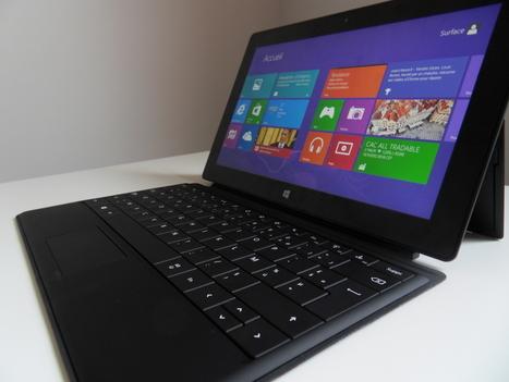 Tablettes : Microsoft éduque les « digital natives » à l'école de la ... - ITespresso.fr | Intégrations des TICE en classe (deFLE) | Scoop.it