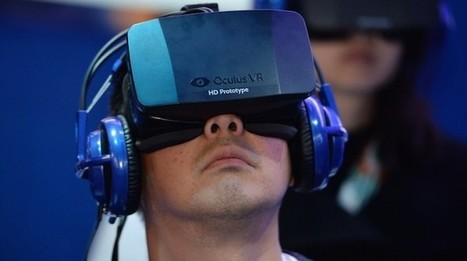 Facebook vient d'acquérir Oculus VR pour 2 milliards de dollars   Réalité augmentée   Scoop.it