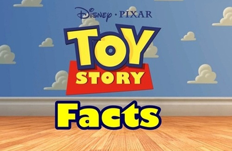Top Ten Toy Story Facts | INTRODUCTION TO THE SOCIAL SCIENCES DIGITAL TEXTBOOK(PSYCHOLOGY-ECONOMICS-SOCIOLOGY):MIKE BUSARELLO | Scoop.it