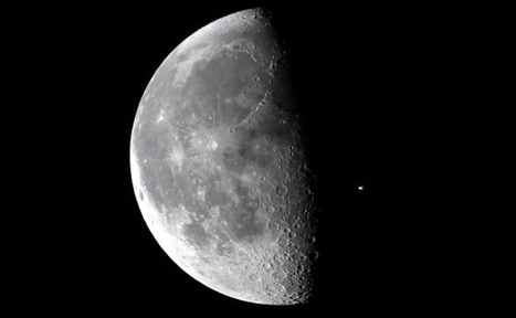 Russia Sees Moon Base As Logical Next Step | Space matters | Scoop.it