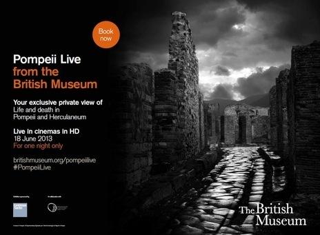 [IL Y A 2 ANS] Deux expositions majeures du British Museum sur les grands écrans américains | Clic France | Scoop.it