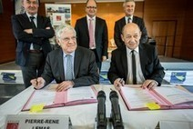Bretagne Très Haut Débit - Signature du contrat de prêt entre Mégalis Bretagne et la Caisse des Dépôts | INGENIERIESI est une société de Conseil et de Services en Ingénierie des sytèmes d'information | Scoop.it