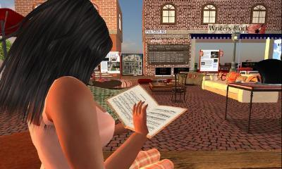 Wordmonger Magazine: Second Life Poems, Short Stories and Micro-Fiction - SLUniverse Forums | 3D Virtual-Real Worlds: Ed Tech | Scoop.it