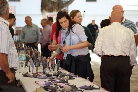 Spanish Company Scans and 3D Prints Every Resident of Village | Strange days indeed... | Scoop.it