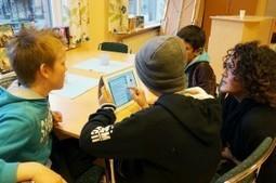 Plantioteket - ett digitalt bibliotek med elevernas egna böcker - Pedagog Skåne Nordväst | Skolbiblioteket och lärande | Scoop.it