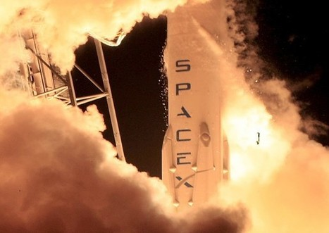 Implication of sabotage adds intrigue to SpaceX investigation | Trust Issues | Scoop.it