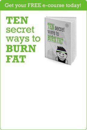 Ten fat-burning secrets e-book