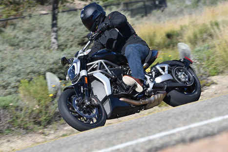 First Ride Review: 2016 Ducati XDiavel S—The Engine is King! | Ductalk Ducati News | Scoop.it