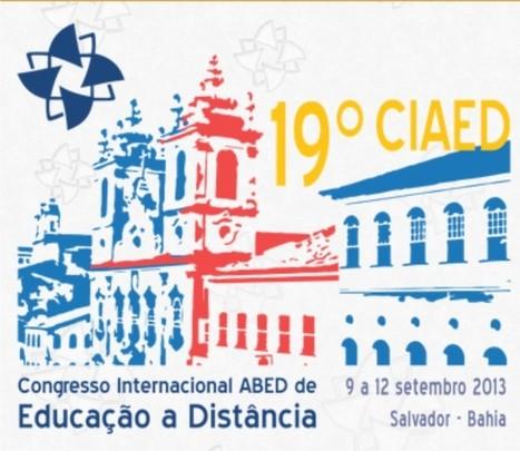 19º CIAED - Congresso Internacional ABED de Educação a Distância no Facebook | PLE - web 2_0 | Scoop.it