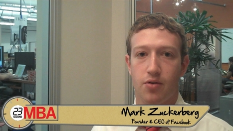 Mark Zuckerberg: How do you generate innovation? | Innovation and Creativity | Scoop.it