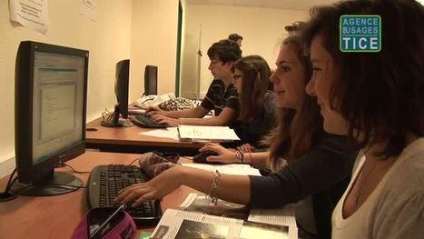 L'Agence nationale des Usages des TICE - Travail collaboratif et validation du B2i en classe de seconde | Outils pour le CDI : ressources web2 | Scoop.it