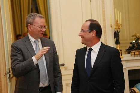 Lex Google : Hollande préfère un petit accord entre amis... | SEO et visibilité web | Scoop.it